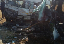 MUREHWA ACCIDENT VICTIMS NAMED