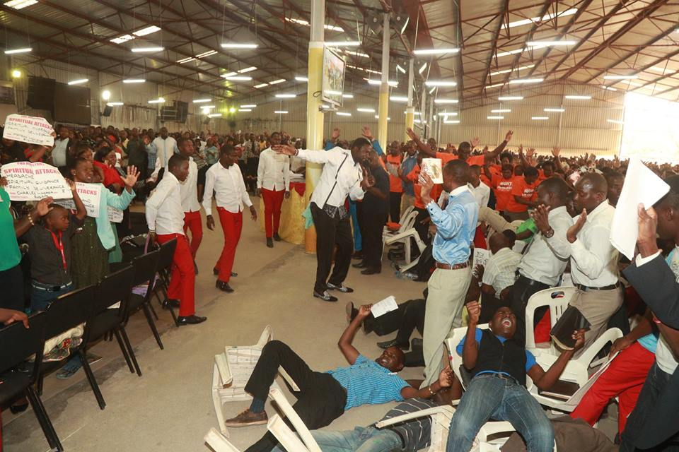 PROPHET MAGAYA RESCUES THE DOMA PEOPLE