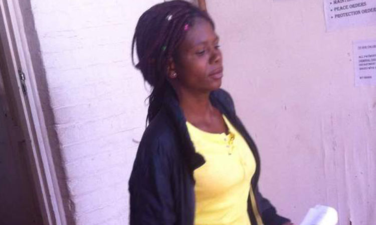 BARREN WOMAN KICKED OUT