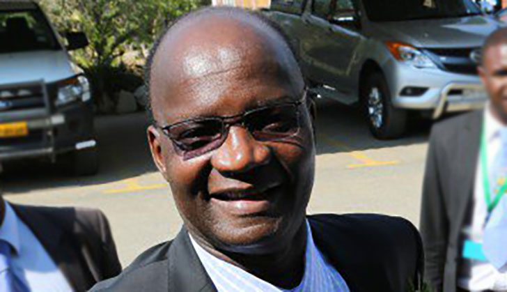MOYO'S PA ARRESTED