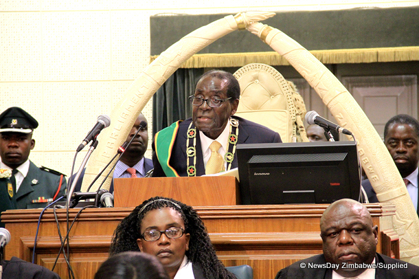 PARLY SESSION MARRED BY VP 'POISON' JOKES FROM MP's