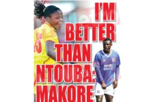 I'M BETTER THAN EPOUPA SAYS MAKORE