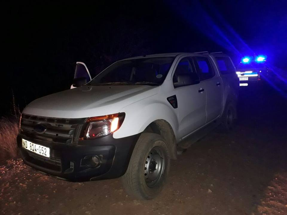 SMUGGLING OF FOUR STOLEN CARS FOILED