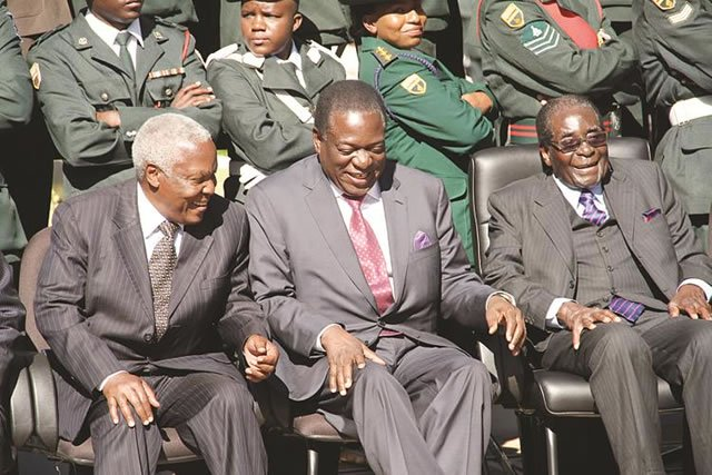 MUGABE SUCCESSION SAGA, FINAL TWO CANDIDATES REVEALED