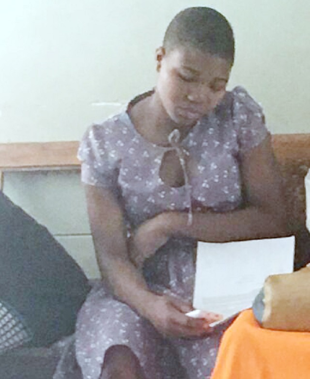 DOUBLE TROUBLE AS MAID GETS SUED FOR ADULTERY AND GETS DEATH THREATS FROM EMPLOYER