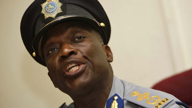 POLICE OFFICERS MUST BE LED BY JESUS IN THEIR WORK :CHIHURI