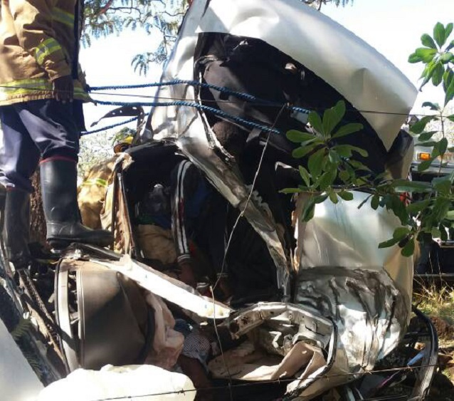 ZCC MEMBERS IN FATAL ACCIDENT, FOUR DIE ON THE SPOT