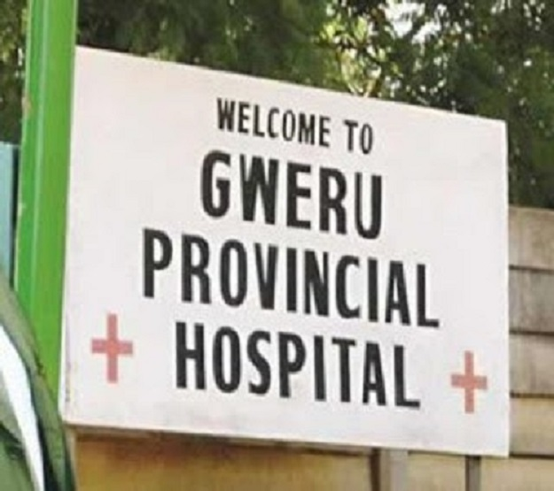 GWERU HOSPITAL TURNS AWAY CRITICALLY ILL PATIENT, BECAUSE HE HAD NO CASH
