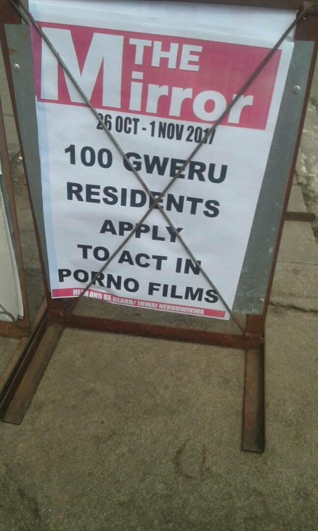 OVER HUNDRED GWERU RESIDENTS APPLY TO ACT