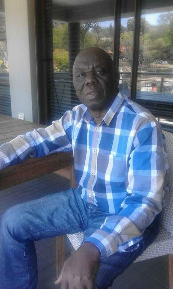 TSVANGIRAI PICTURES AFTER TREATMENT EMERGE ON SOCIAL MEDIA