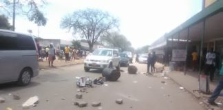 VENDORS IN RUNNING BATTLES WITH GWERU POLICE