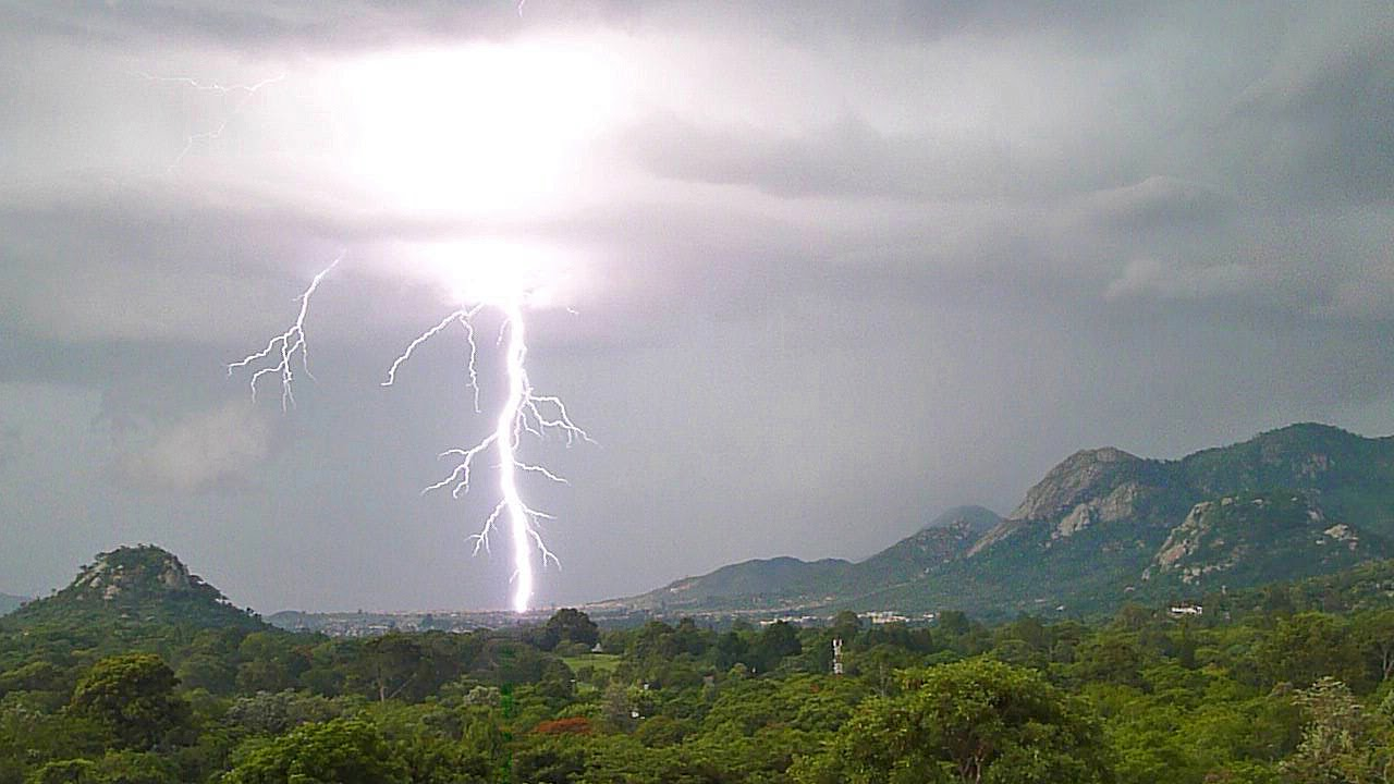 WARNING :VIOLENT THUNDERSTORMS TO HIT MATABELELAND