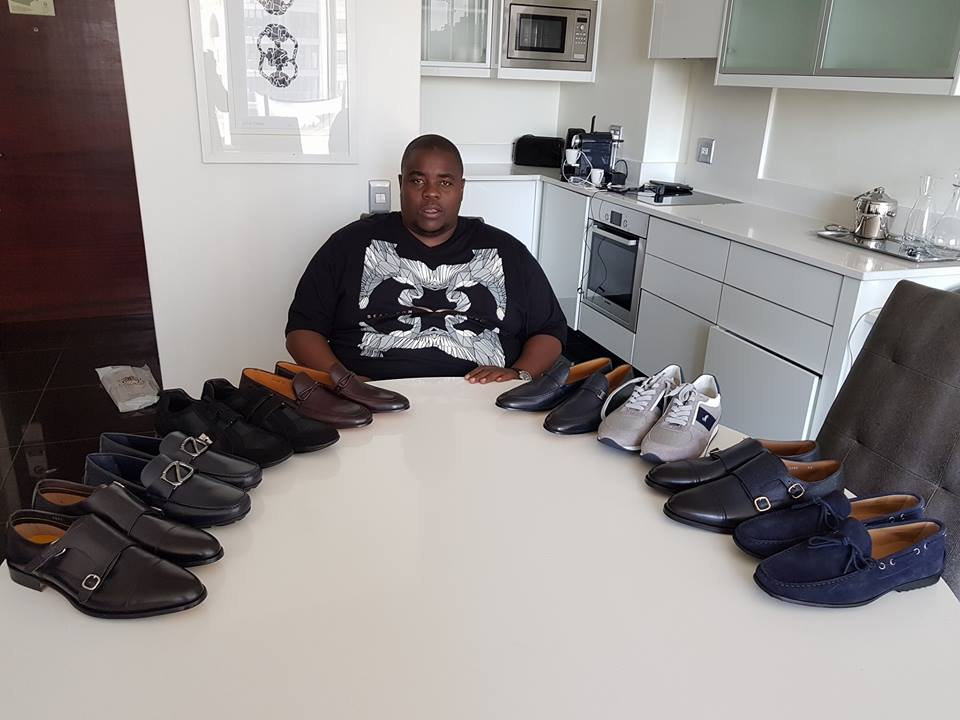 CHIVAYO FACES BACKLASH OVER SHOE FETISH