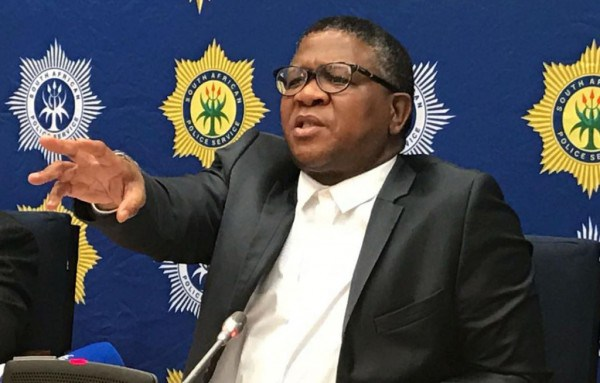 WE WERE READY TO ARREST GRACE SAYS MBALULA