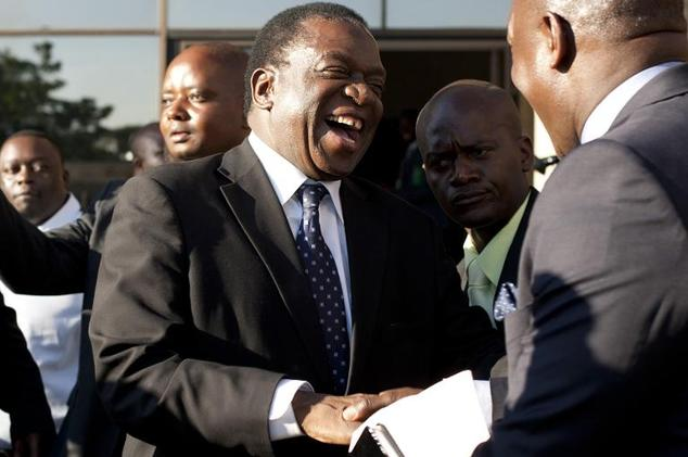 MNANGAGWA :THE WORST IS OVER FOR ME