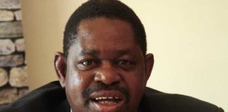 MANGWANA RUBBISHES CALLS FOR A FEMALE VICE PRESIDENT SAYS IT'S A WISH LIST