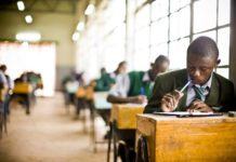 LATEST :MOTHER OF THREE CAUGHT CHEATING IN EXAM