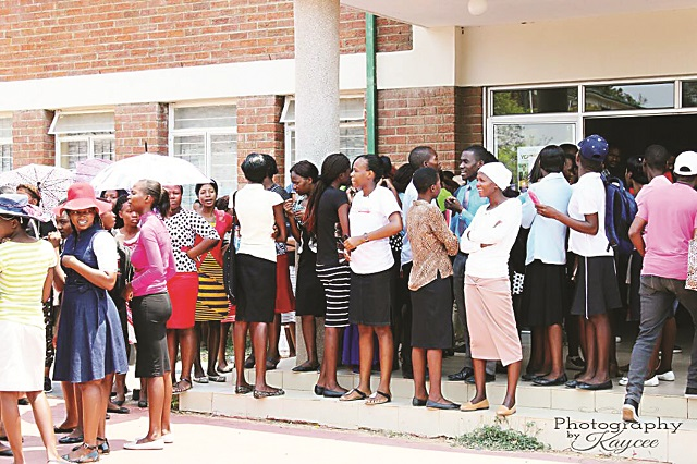 SOLUSI UNI ROCKED BY PROTESTS