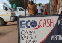 """OUR SHOPS USUALLY HAVE CASH, FOR CASHOUTS"" SAYS ECOCASH"
