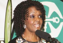 SOON TO BE VP GRACE PROMISES ECONOMIC RECOVERY