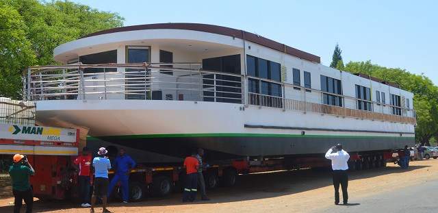 HOUSE BOAT OWNER SUED BY ANGRY MOTORISTS