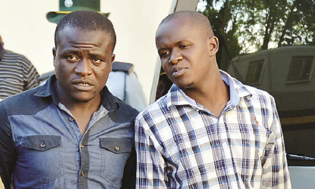 NOTORIOUS GANG OF 4 NABBED IN ROBBERY TURNED MURDER