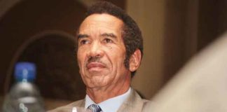 IAN KHAMA DENIES ANY REGIONAL SUPPORT FOR MUGABE