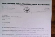 Teachers draw out knives for Dokora again