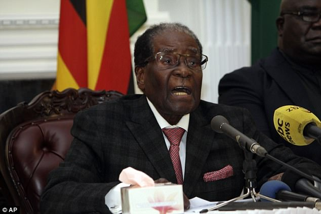 President Mugabe acknowledges Zim crisis