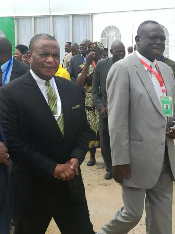CHIWENGA'S PATH TO BECOMING VICE PRESIDENT CLEARED