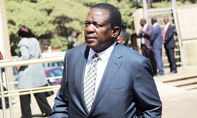 MNANGAGWA 'ASSASSIN' APPEARS IN COURT