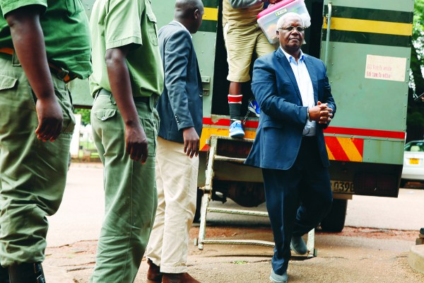 CHOMBO BEGS FOR MERCY, OFFERS TO QUIT POLITICS