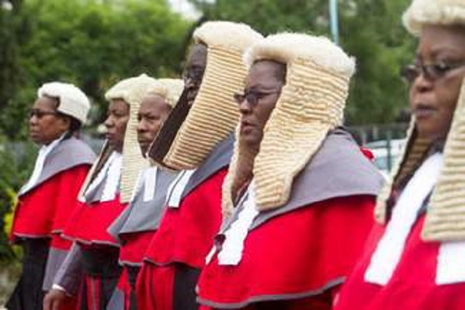 ED APPOINTS EIGHT NEW JUDGES