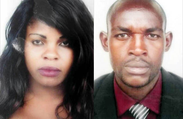 DRAMA AS WIFE CRUSHES HUBBY'S SECRET WEDDING TO SMALL HOUSE