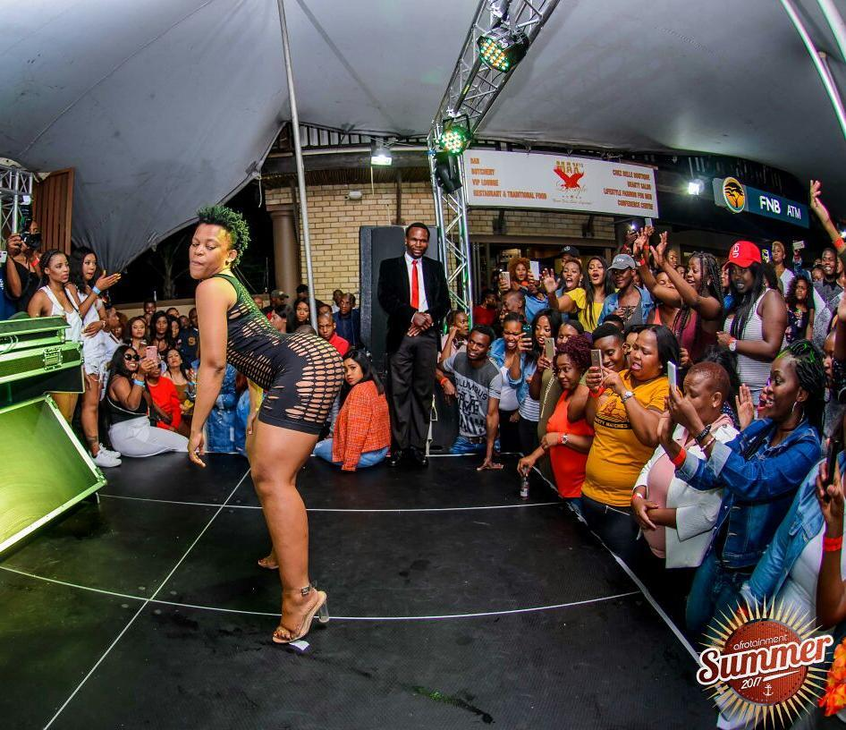 FRUSTRATED ZIM PROMOTER WASHES HANDS OFF ZODWA WABANTU FOLLOWING LATEST STUNT