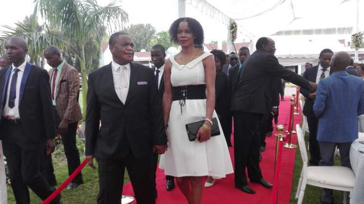 CHIWENGA AND MOHADI SWORN IN AS VICE PRESIDENTS