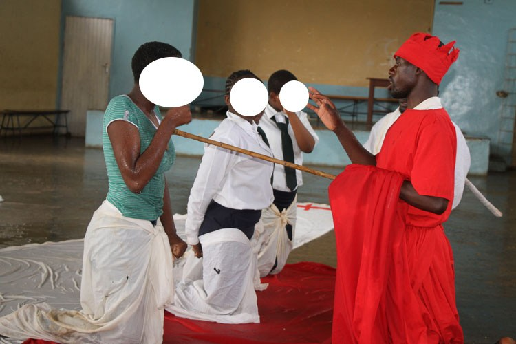 SHOCK AS PASTOR, TEACHER ARE NAMED IN SCHOOL SATANISM GROUP