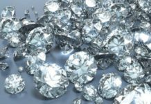 WOMAN CAUGHT WITH 10 CARATS OF DIAMONDS IN UNDERWEAR