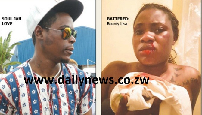 Soul Jah Love gives wife Bounty Lisa Boxing Lesson over pregnancy storm