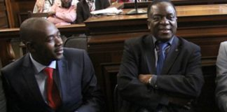 """""""law is being selectively applied,"""" CHAMISA TEARS INTO NGWENA AND WIFE"""