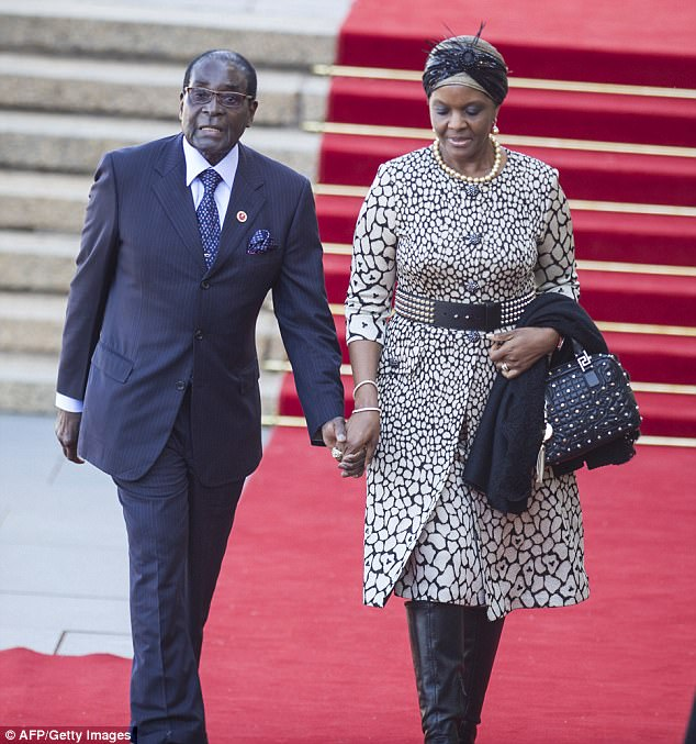 MUGABE PACKAGE REVEALED :NO $10 MILLION FOR MUGABE OR IMMUNITY FOR GRACE