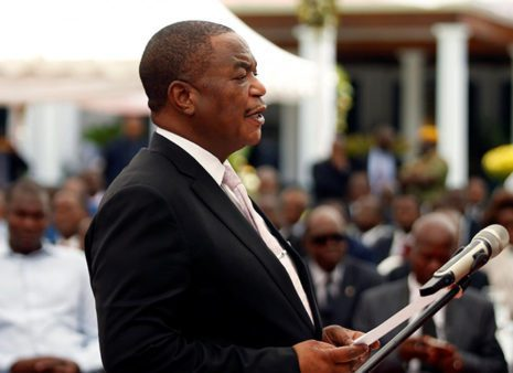 CHIWENGA ORDERS AXING OF FOUR CHIREDZI G40 MPs