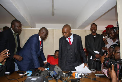 CHAMISA RELEASES STATEMENT ON THE DEATH OF TSVANGIRAI