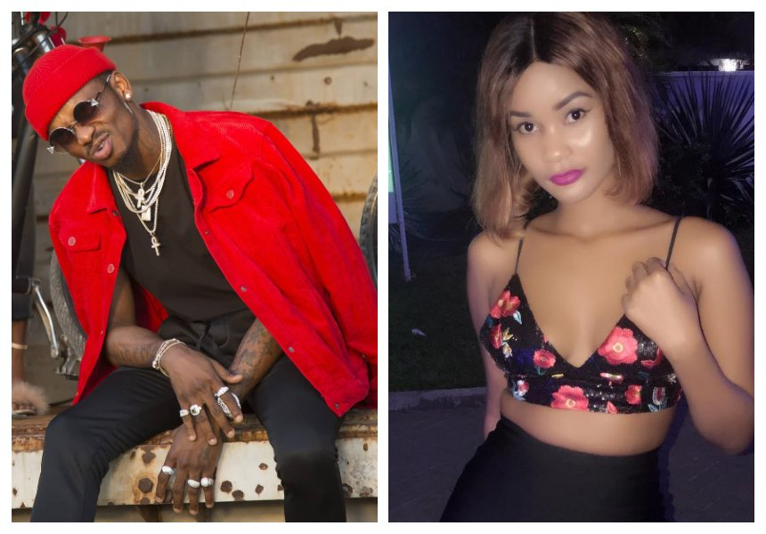 PLATINUMZ DIAMOND MEETS BABY MAMA IN COURT