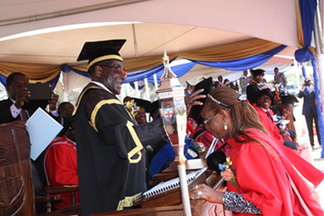 Grace Mugabe's PhD EXPOSED as FAKE by UZ department