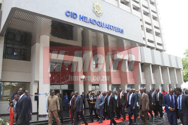 CID HQ OPENS AFTER 19 YEARS !