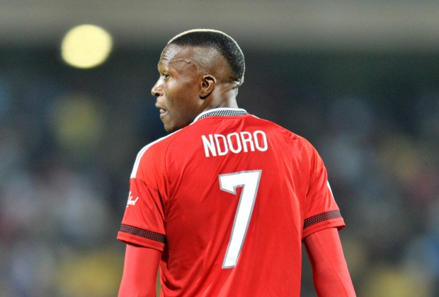 Ndoro ready to turn it on against former club Orlando Pirates