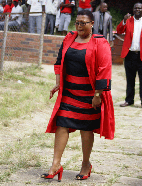 KHUPE REJECTED BY OWN PROVINCE IN FAVOR OF CHAMISA