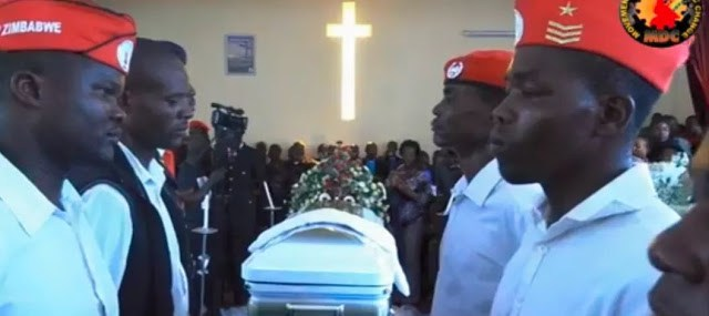 SAVE'S BODY GOES TO CHURCH...SCORES OF SUPPORTERS WAIT AT HARVEST HOUSE