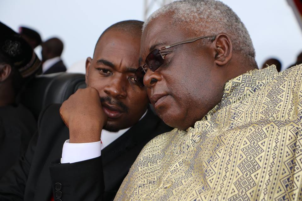 MUDZURI NOW BACKS CHAMISA